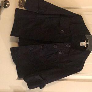 Jackets & Blazers - Dark navy cotton jacket by Cambridge